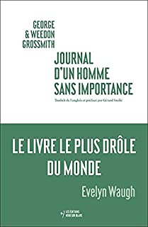 Journal d'un homme sans importance, Grossmith, George