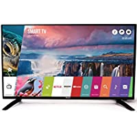 Elara 80 cm (32 inches) Full HD Smart LED TV EL32SMART (Black) (2018 Model)