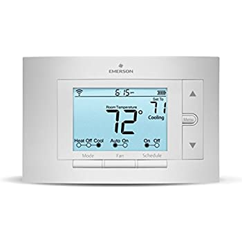 Honeywell Rth9580wf Smart Wi Fi 7 Day Programmable Color