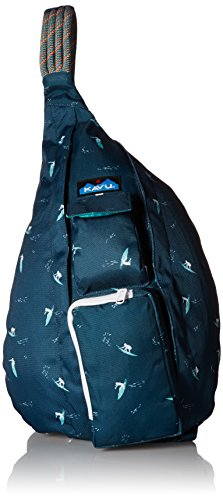 KAVU Rope Sling, Surfs Up Up, One Size