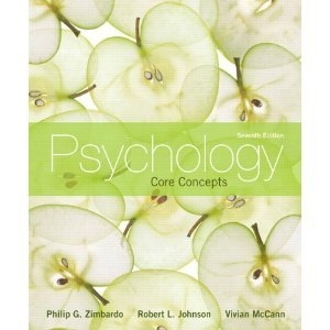 Psychology: Core Concepts (7th Edition) ebook