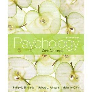 Download Psychology: Core Concepts (7th Edition) pdf epub