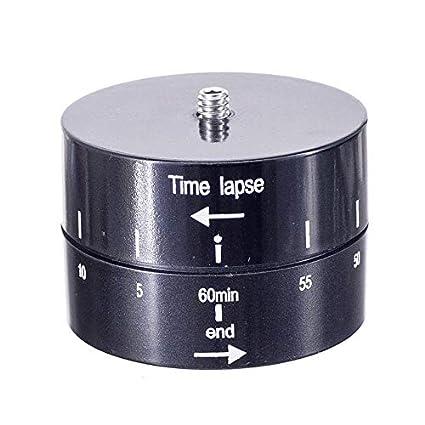 Universal Time Lapse Shooting 60min Timer Rotate para Gopro 6 5 4 ...