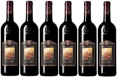 BANFI Brunello di Montalcino 2015 DOCG [ 6 BOTELLAS x 750 ml ]
