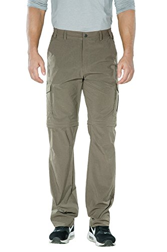 Nonwe Men's Outdoor Quick Dry Elastic Waist Cargo Pants K...