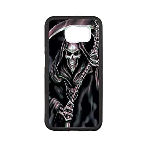Grim reaper For Samsung Galaxy S6 Csae protection Case DBQ505612