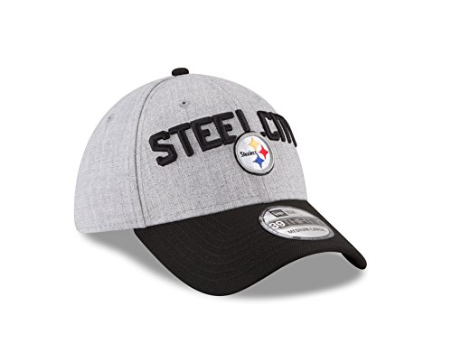 82fd8f6c2bd240 Pittsburgh Steelers Draft Day Hat, Steelers Draft Day Cap, Steelers ...