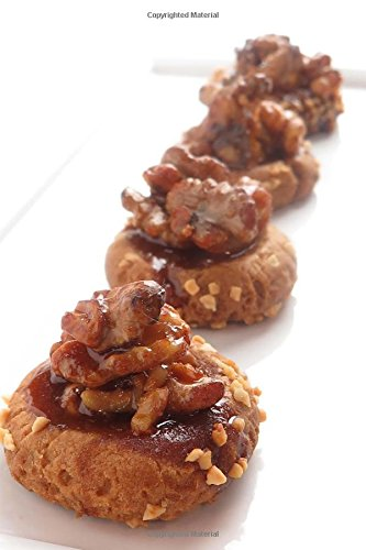 Mini Walnut Cakes Pastry Journal: 150 Page Lined Notebook/Diary pdf