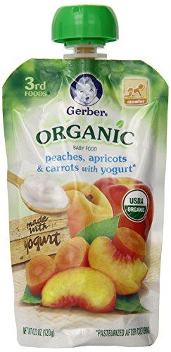 3rd baby food organic - 3