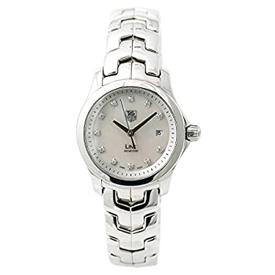 Tag Heuer Link Quartz Female Watch WJF1317 (Certified Pre-Owned) by Tag Heuer