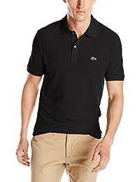 Men's Classic Pique Slim Fit Short Sleeve Polo Shirt,...