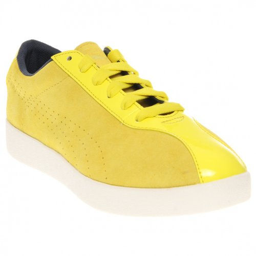 Puma Womens Munster Sneaker Sneaker, Fluo Yellow, 7.5 B Us