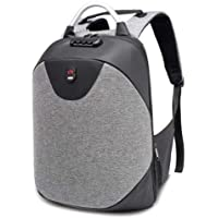 Ozoy Anti Theft 15.6 Inch Laptop Backpack Bag for Men & Women with Inbuilt USB Charging Point