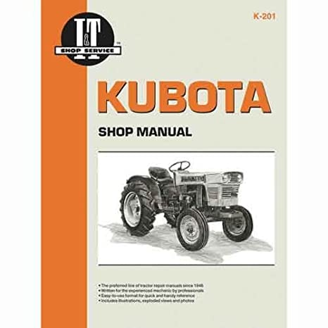 l175 kubota tractor wiring diagram daily update wiring diagramamazon com i\u0026t shop manual collection kubota b5100 b5100 l185 l185 kubota alternator wiring diagram l175 kubota tractor wiring diagram