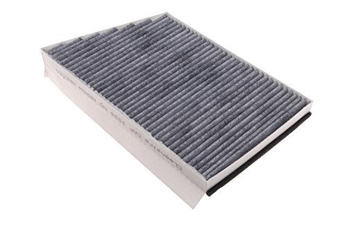 Cleenaire CAF2038 The Most Advanced Protection Against Bacteria Dust Viruses Allergens Gases Odors, Cabin Air Filter for Mercedes CLK, C Class- With Dual Sided Activated Carbon