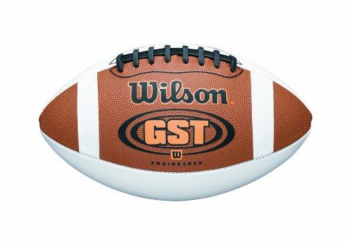 Wilson GST Autograph Football