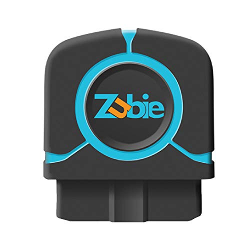 Zubie Kids GPS Tracker for Vehicles | Kids Activity Tracker with No Monthly Fee - Easily Install GPS Tracker for Kids to OBD2 Port - Car Tracker Gives Vehicle Health Updates and Location in Realtime