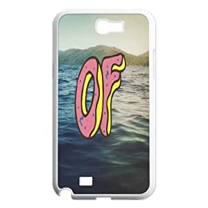 Tony Diy LIUMINGGUANG cell phone case cover Style-20 -Music Band Odd Future Series protective case cover For Samsung Galaxy gXcAOD3oeLx Note 2 case cover
