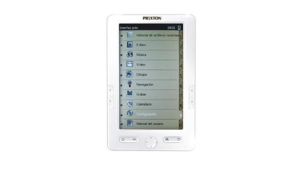 Prixton Codex 300 - eBook reader TFT: Amazon.es: Electrónica
