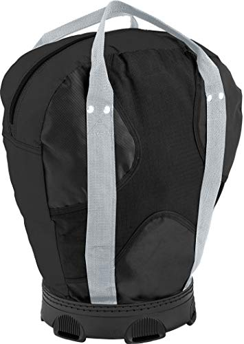 Champion Sports Lacrosse Ball Bag: Nylon Sports Training Tote for Lacrosse, Baseball and Tennis