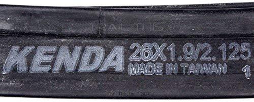New 2 Pack Kenda 26x1.90/1.95/2.10/2.125 Schrader Valve MTB Bike Inner Tubes - BULK by KENDA (Image #2)