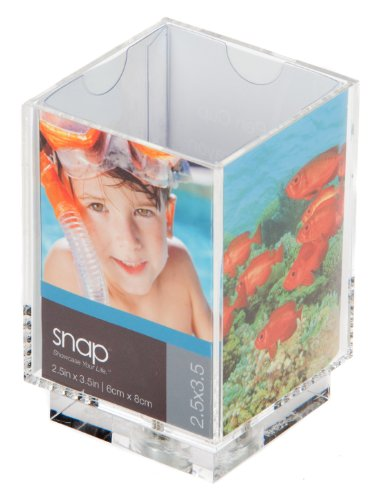 Snap Swivel Photo Pencil Holder, 2-1/2-Inch by - Pencil Holder Photo Frame
