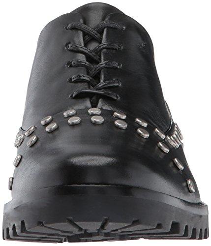 Oxford Bernardo Flat Black Leather Owen Women's Glove qEOBUHx