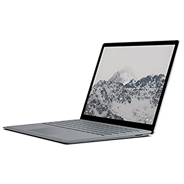 Microsoft Surface Laptop (Intel Core i7, 16GB RAM, 512GB) Platinum