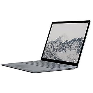 "Microsoft Surface Laptop (1st Gen) EUP-00001 Laptop (Windows 10 S, Intel Core i7, 13.5"" LCD Screen, Storage: 1000 GB, RAM: 16 GB) Platinum"