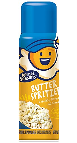Kernel Season's Popcorn Spritzer, 4 Ounce (Pack of 6)