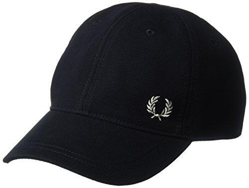 FRED PERRY sombrero de hombre con visera 102 HW3650 Blue