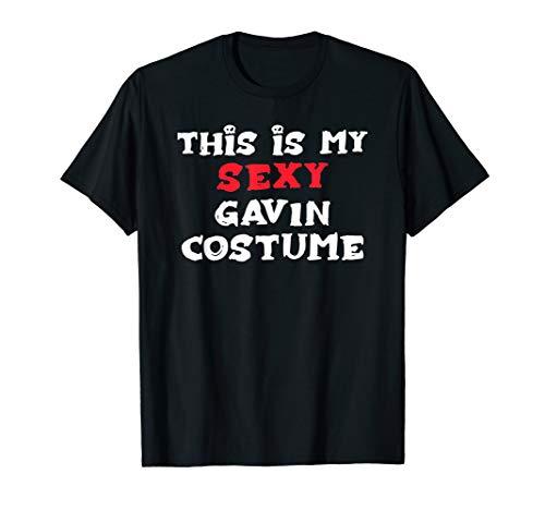 Gavin Halloween Costume (This is my Sexy GAVIN Costume Halloween Simple Costume)