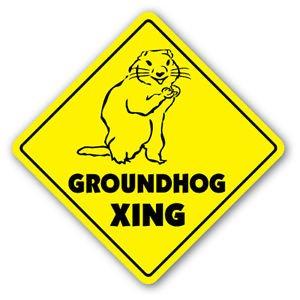 Groundhog Stickers - 3