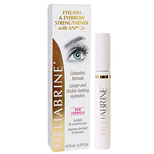 Heliabrine - Eyelash Growth Serum That Strenghthens and mulates Hair Regrowth, for Luscious Lashes and Eyebrows 9 ml