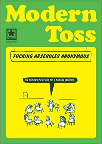 Buy modern toss fucking arseholes anonymous issue 9 modern toss buy modern toss fucking arseholes anonymous issue 9 modern toss comics book online at low prices in india modern toss fucking arseholes anonymous thecheapjerseys Choice Image