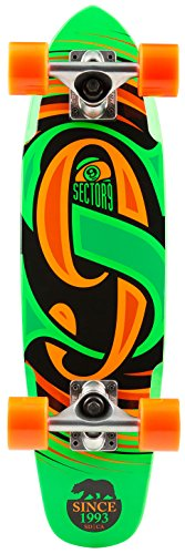 Sector 9 The Steady Complete Green
