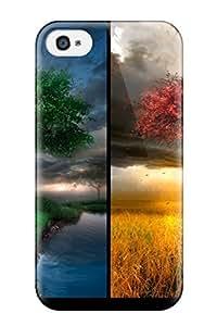 Pretty NOqBCNI278FURKl For Apple Iphone 5/5S Case Cover / Hds Series High Quality Case