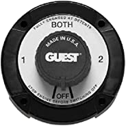 Guest Battery Switches