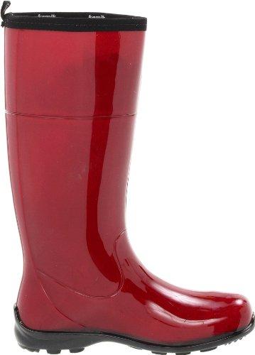 Kamik Womens Naomi Rain Boot Red
