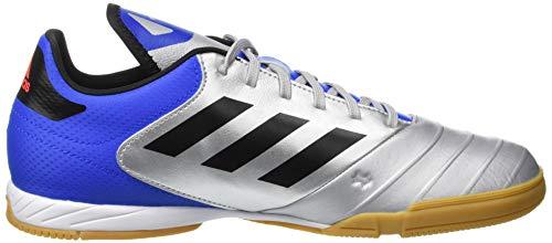 Football 0 Mtallis Adidas Chaussures In Copa Tango argent Noir Pour Soccer 18 3 De Hommes Argent 7g6qZx7S