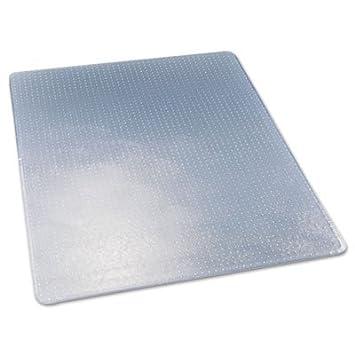 DEFCM17443F   ExecuMat Intense All Day Use Chair Mat For High Pile Carpet