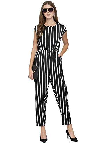 Buy The Bebo Women's Jumpsuit at Amazon.in