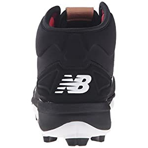 New Balance Men's PM3000V3 Baseball Shoe, Black/Black, 8.5 D US