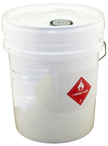 5 Gallon Pail of Pure Acetone Concentrated Industrial Solvent Removes Paint Polish Wax Glue Adhesives