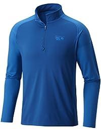 Men's Butterman 1/2 Zip Shirt