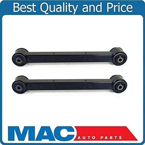 Rear of SUV Lower Control Arms Bushings 2pc Kit 2 For 08-12 Liberty 100/% New