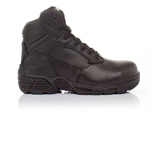 - Magnum Stealth Force 6.0 Leather CT CP Walking Boots - 9 - Black