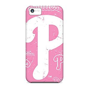 Hard Plastic Iphone 5c Case Back Cover,hot Philadelphia Phillies Case At Perfect Diy