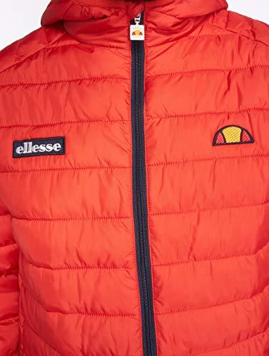 para Lombardy Abrigo Rojo Jacket Padded Hombre Ellesse xtdnqIwn