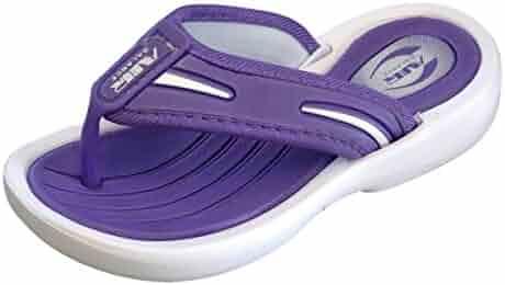 68d4184a9bfebd Air Balance Girl s Casual Beach Wear Flip Flops Thong Sandals